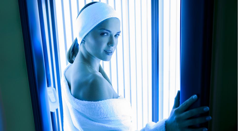 Qué hacer antes, durante y después de una sesión de bronceado con rayos UV